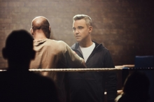 "Foto:  obs/WW Deutschland/Marco Mori Pop Ikone Robbie Williams ""behind the scenes"