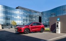"""Foto:  obs/Ford-Werke GmbH Unter dem Motto """"Charging the future of business"""