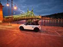 SHARE NOW startet free-floating Carsharing in Budapest (FOTO)