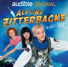 "Foto:  obs/Audible GmbH/obs/Audible GmbH Das Audible Original Hörspiel ""Alfons Zitterbacke"